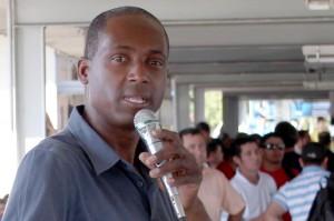 O secretário de Comunicação do sindicato, Benedito Irineu; além de notícias, site tem informações sobre a entidade, os serviços do sindicato, os convênios, entre outros