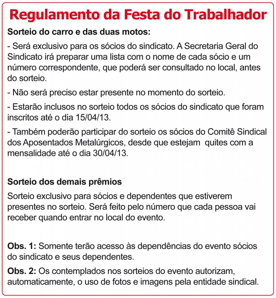 Jornal O Trabalhador.Edição 46.Abril de 2013.indd