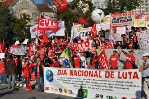 6 de agosto: CUT volta às ruas contra o PL 4330 da Terceirização