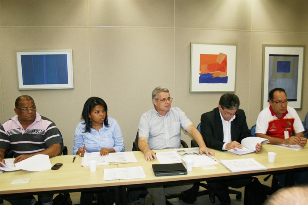 Rodada de negociação da Campanha Salarial FEM e G2- crédito: Mídia Consulte