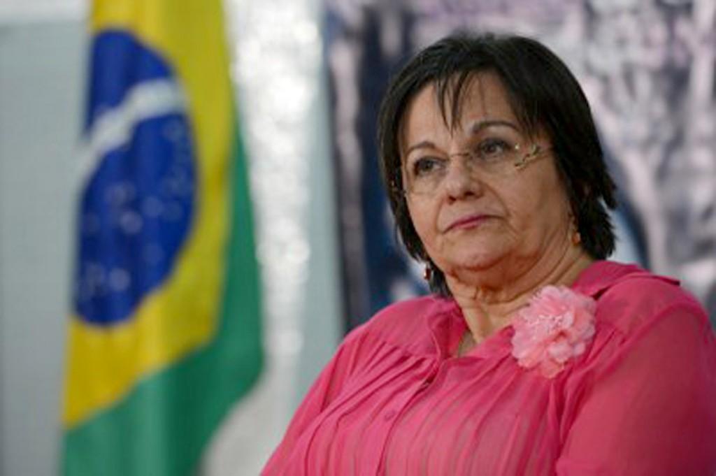 Maria da Penha Maia Fernandes, símbolo de luta contra a violência sofrida pelas mulheres (Crédito Fabio Rodrigues Pozzebom-ABr)