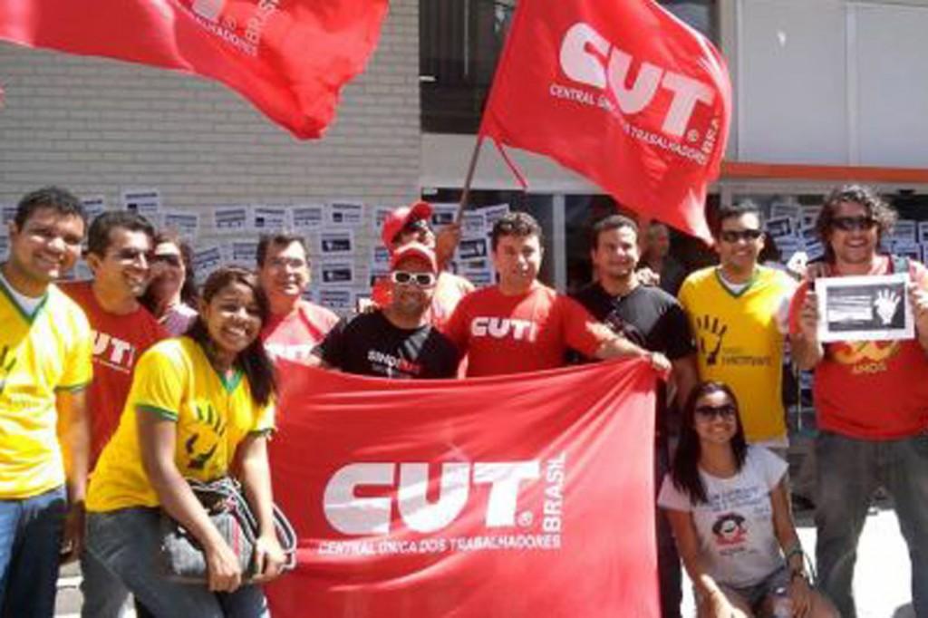 Ação realizada em Sergipe (Crédito: Divulgação)