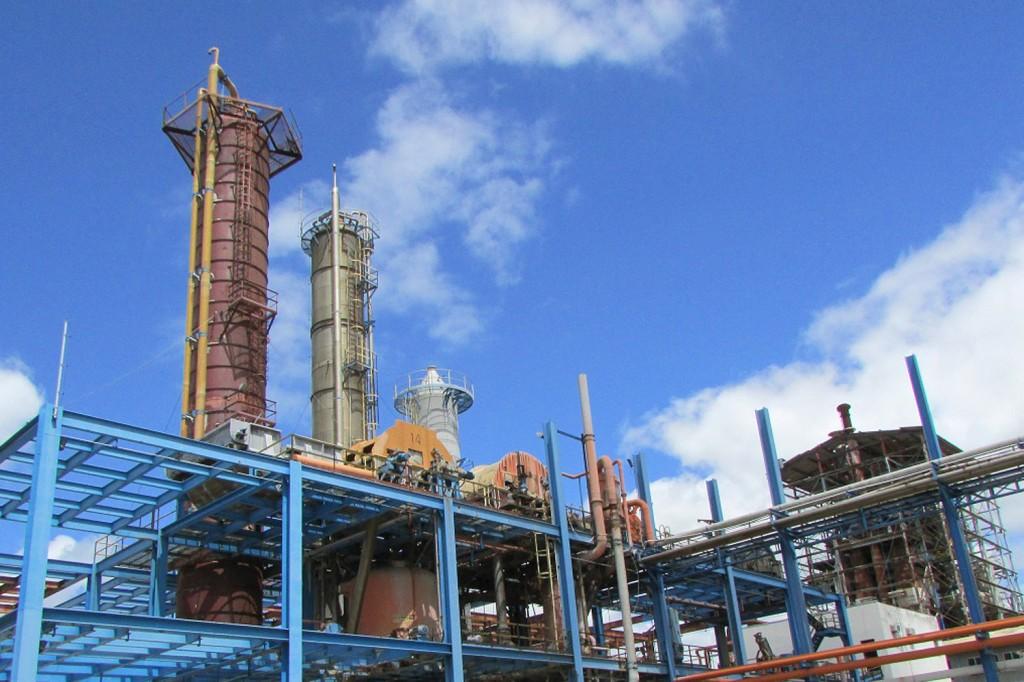 Fábrica será modernizada e devolverá gradativamente o emprego direto e indireto para cerca de 1.200 pessoas (Crédito Odirley Pereira)