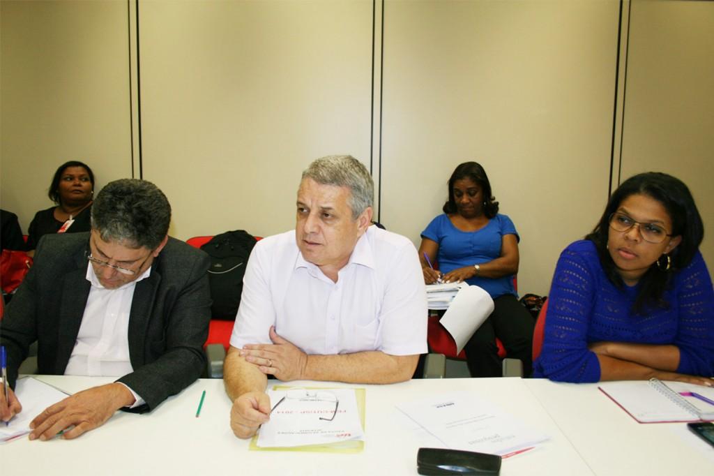No destaque Dr Oliveira, Biro e Andréa - foto Mídia Consulte