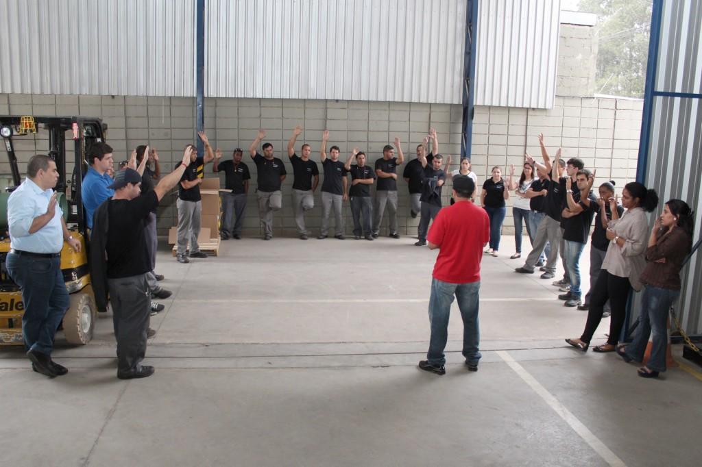 Categoria aprova proposta que serve de parâmetro para outras fábricas de Pinda