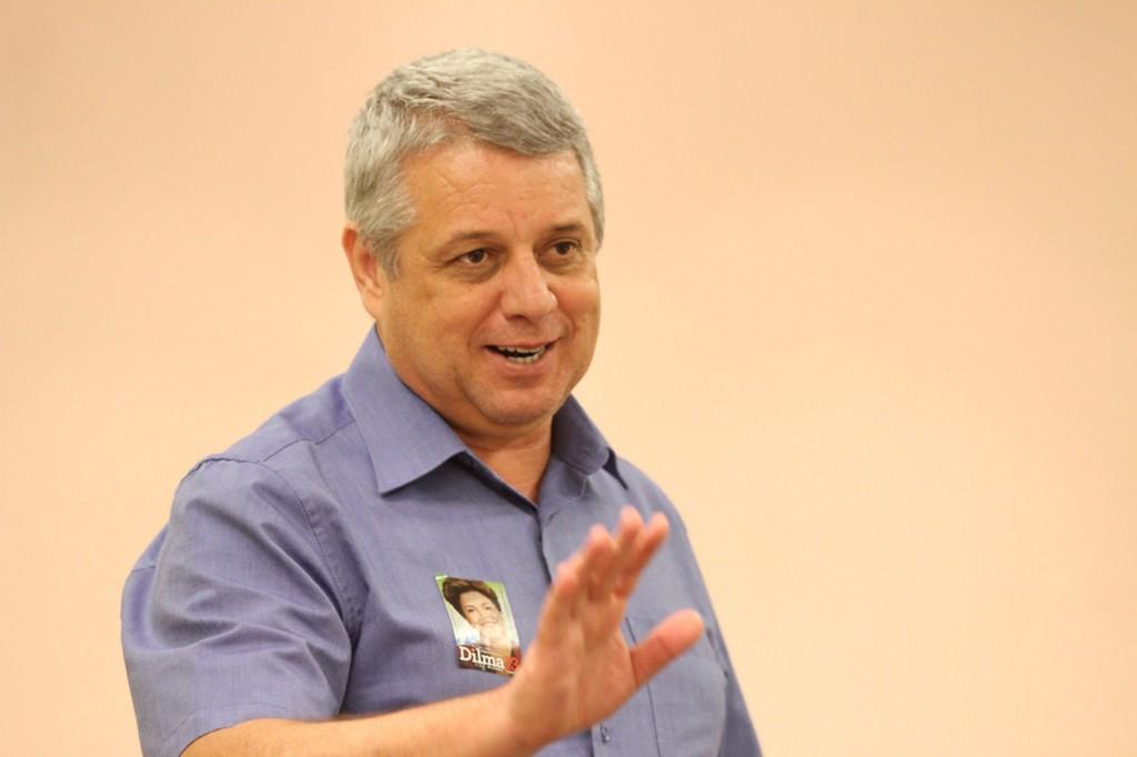 Valmir Marques da Silva, Biro Biro, presidente da FEM-CUT/SP - crédito: Adonis Guerra