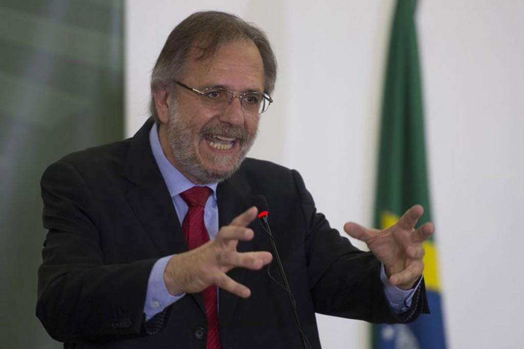 O ministro da Secretaria-Geral da Presidência, Miguel Rossetto (Crédito Marcelo Camargo - Agência Brasil)
