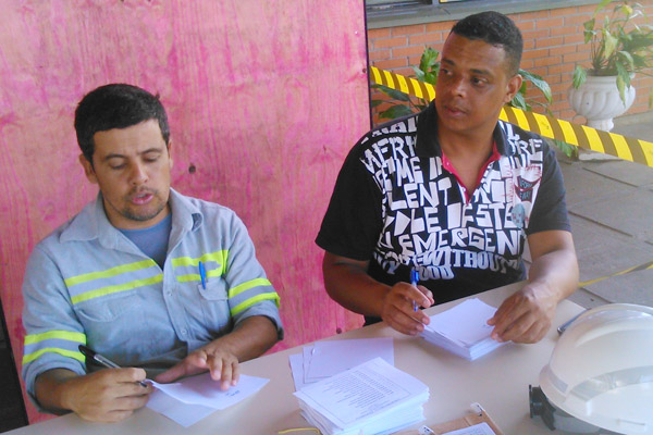 Membros da atual gestão que se encerra atuando no processo eleitoral