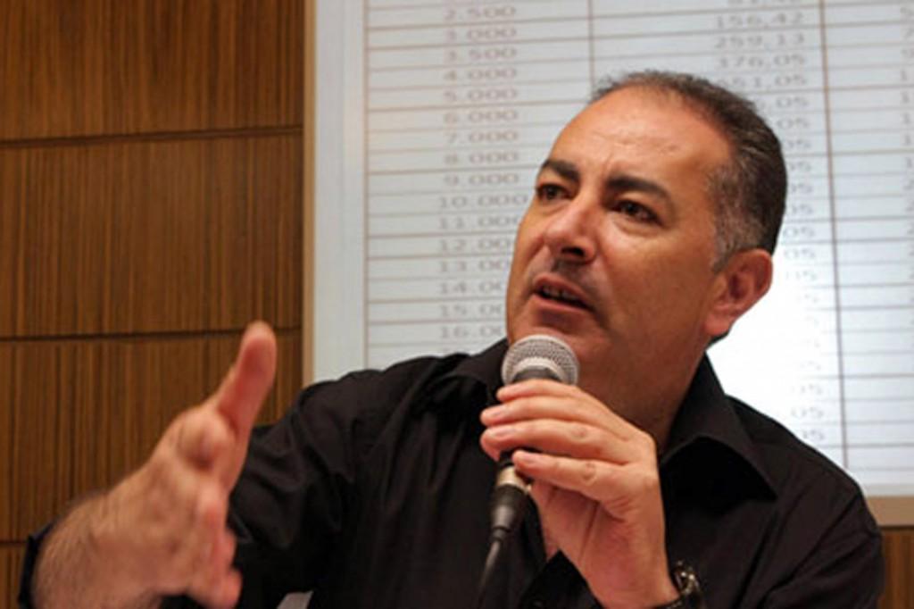 Sérgio Nobre, secretário geral da CUT e ex-presidente do Sindicato dos Metalúrgicos do ABC (Crédito Divulgação)