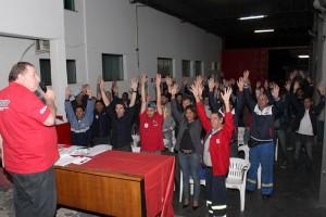 Metalúrgicos de Pinda aprovam pauta de reivindicações da Campanha Salarial