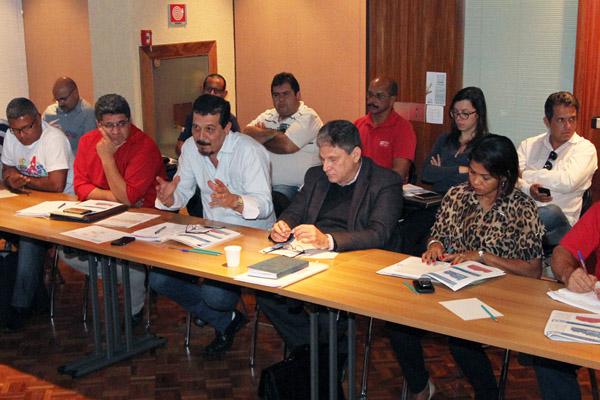 1ª Rodada de Negociação Grupo 2 (foto Edu Guimarães-SMABC)