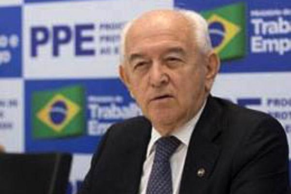 O ministro do Trabalho, Manoel Dias (Foto Marcelo Camargo - Agência Brasil)