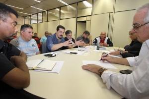 Campanha Salarial: Primeira rodada com G8 debate conjuntura e cláusulas novas