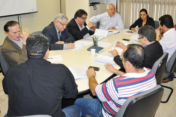 2ª Rodada de negociação FEM e G8 - foto Viviane Barbosa-Mídia Consulte