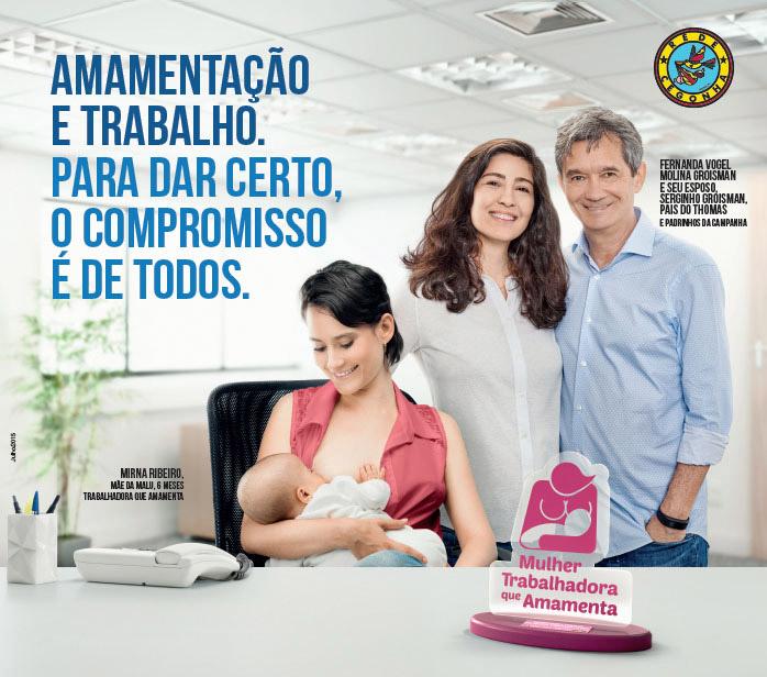 Divulgação - Campanha Ministério da Saúde - Governo Federal