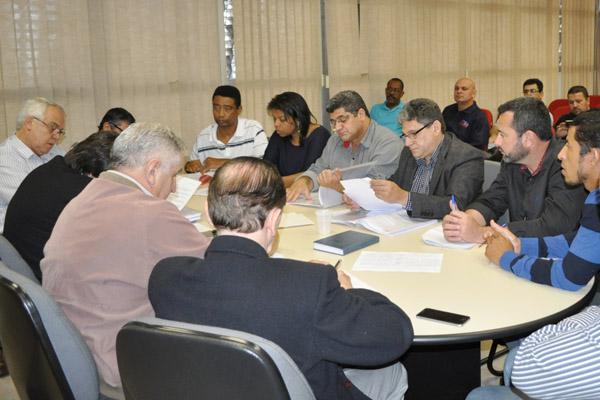 Rodada de negociação FEM e G8 - foto: Viviane Barbosa/Mídia Consulte