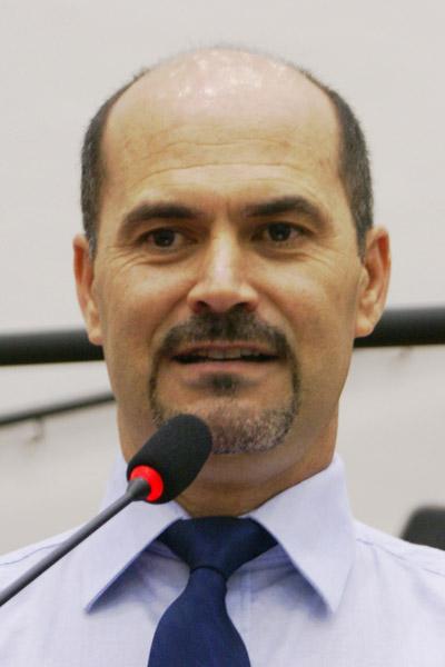 Vereador professor Osvaldo (foto Divisão de Comunicação CVP)