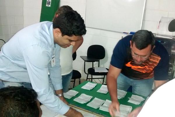 Direção do sindicato fiscalizou processo eleitoral, que ocorreu com transparência
