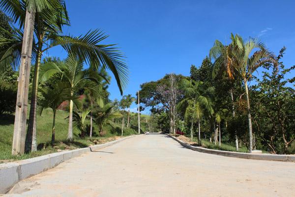 Área a ser pavimentada tem pelo menos 950m²