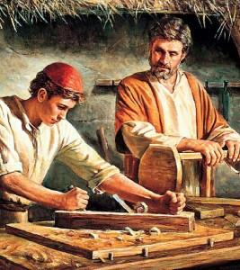 São José, o operário de Nazaré