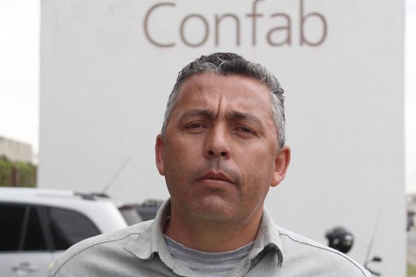 Jailsom Miguel, também do pátio, retornou para fábrica no começo de julho, por determinação da Justiça
