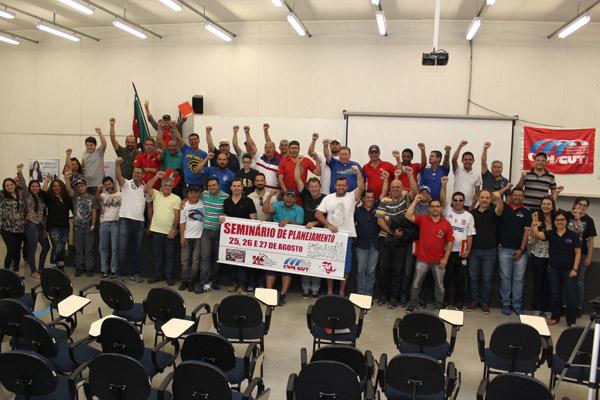Seminário de Planejamento na Faculdade Anhanguera; evento inteiro contou com grande participação dos dirigentes e funcionários