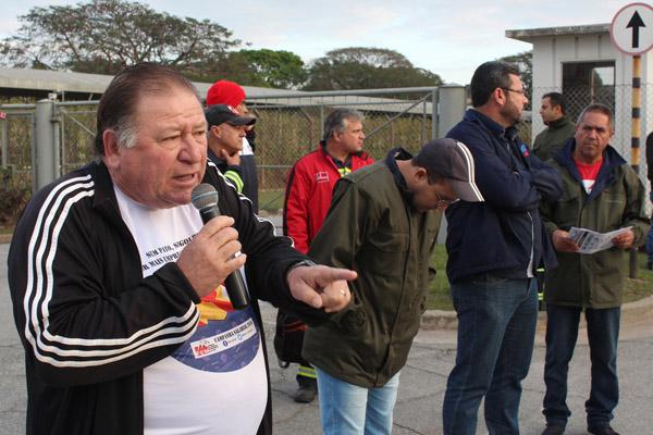 Renato Marcondes, o Mamão, falou estritamente sobre o acordo negociado em sua gestão