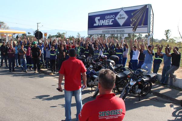 Assembleia aprovou greve contra quebra de acordo feito em março para implantação do benefício