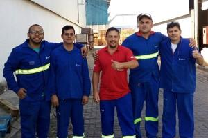 Trabalhadores da Elfer elegem nova Cipa