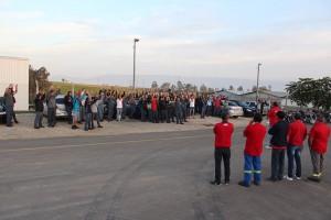 Com ameaça de greve, trabalhadores da Bundy conquistam o reajuste salarial
