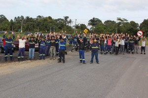 Trabalhadores da GV aprovam reajuste salarial