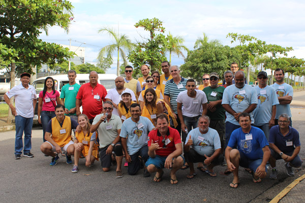 Campanha é feita em conjunto com voluntários de entidades sociais de Pinda (foto: Tatiane Vieira/Tribuna do Norte)