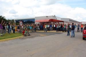 Trabalhadores da Appiani aprovam banco de horas por um mês