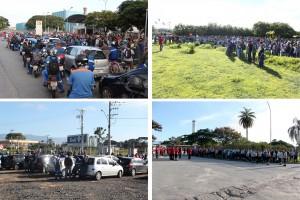Mais de 4 mil já aderiram às paralisações contra a Reforma da Previdência em Pinda