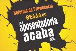 Sindicato colheu 1.950 assinaturas contra a Reforma da Previdência