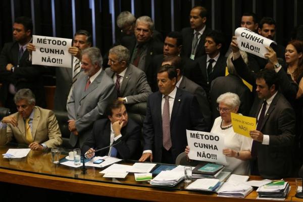 """Oposição chamou ações de Rodrigo Maia de """"Método Eduardo Cunha"""" (Foto Fabio Rodrigues Pozzebom-Agência Brasil)"""