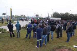 Paralisação na Gerdau mobiliza categoria para greve geral do dia 30