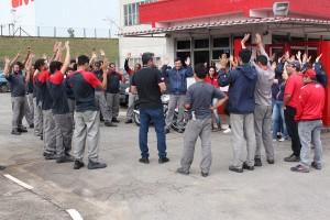 Trabalhadores da Novametal aprovam proposta de PLR