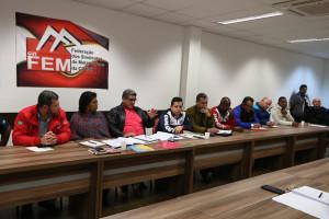 Campanha Salarial: Grupo 8-2 sinaliza para assinatura da convenção