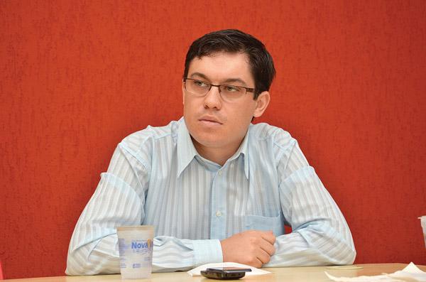 """Fernando Lima, economista do Dieese em Sorocaba, que também é um dos autores do livro """"As faces da indústria metalúrgica no Brasil: Uma contribuição à luta sindical"""""""