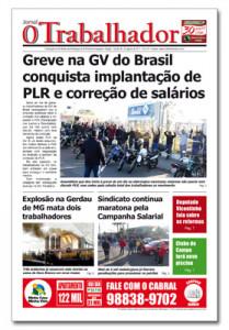 Jornal O Trabalhador.Edição 96.Agosto de 2017.indd