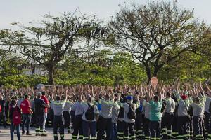 Ameaça de greve na Confab conquista abono que vai injetar R$ 1,7 milhão na economia