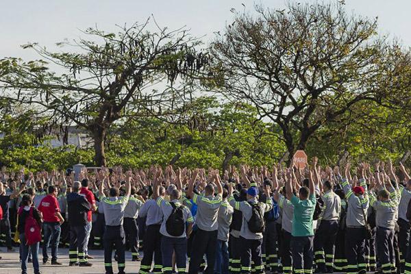 Assembleia aprovou nova proposta conquistada após greve (foto Gilson Leandro)