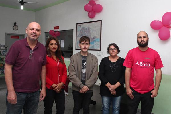 Marcelo - Pepeo, Maria Auxiliadora, Marcondes junto com e a mãe Valéria Cândido e Caio Fabretti