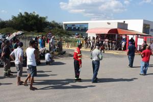 Paralisação na Appiani Steel cobra aumento de salário e rescisões trabalhistas