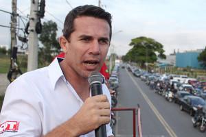 """A luta é de todos"", por Sérgio da Silva"