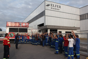 Trabalhadores da Elfer aprovam proposta da Campanha Salarial