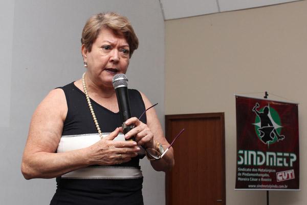 Dra. Ivani Contini Bramante, Desembargadora Federal do TRT da 2ª Região, mestre e doutora em Direito do Trabalho pela PUC/SP