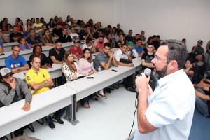 Sindicato dos Metalúrgicos continua com palestras sobre a Reforma Trabalhista