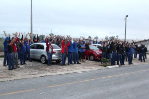 Ameaça de greve arranca proposta de abono na Bundy